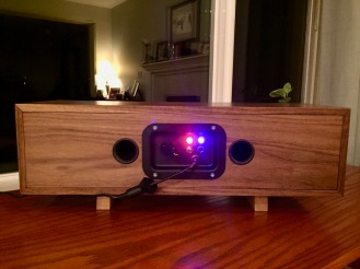 Bluetooth Speaker Back