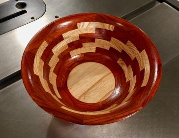 Segmented Bowl Basket 2