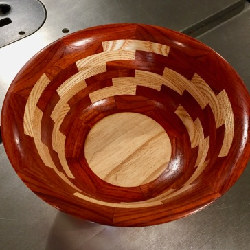 Segmented Bowl Basket 2