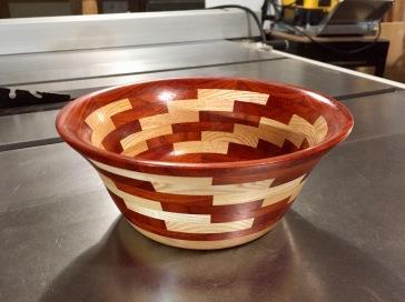 Segmented Bowl Basket