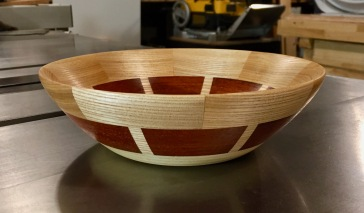 Segmented Bowl R2D2