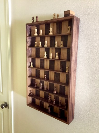 Vertical Chess Board 2