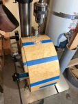 Snare-Birds Eye Maple-Drilling