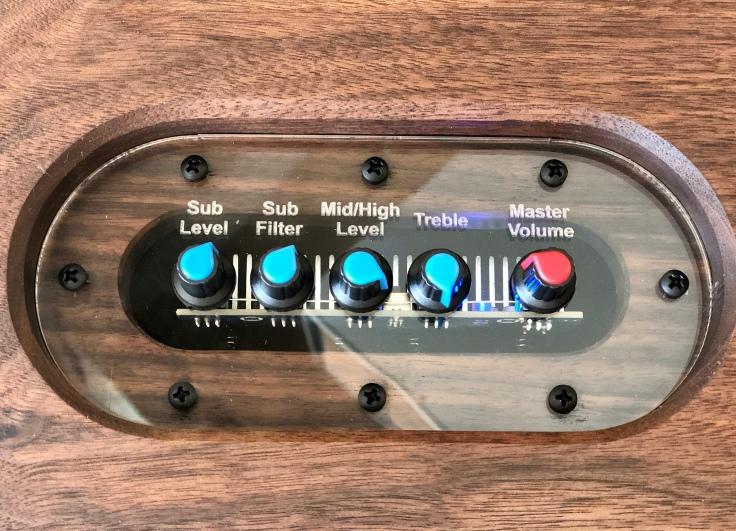 Blast Box Controls